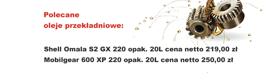 Shell Omala S2 GX 220 opak. 20L