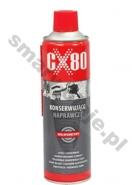 Płyn smarująco konserwujący CX-80 opak. 500 ML