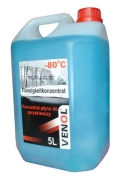 Zimowy koncentrat płynu do spryskiwaczy -80 C opak. 5 L
