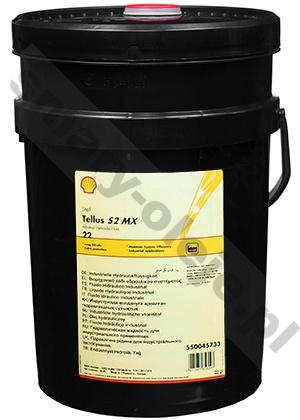 Shell Tellus S2 MX 22 opak. 20 L