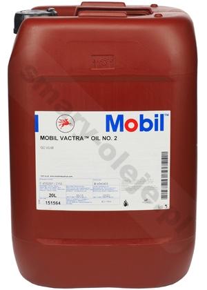 Mobil Vactra Oil No. 2 opak. 20 L
