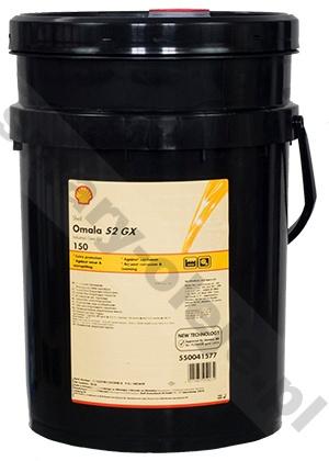Shell Omala S2 GX 150 opak. 20 L