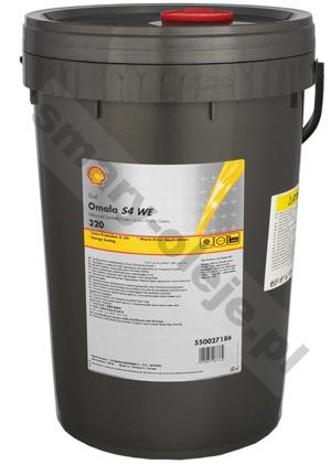 Shell Omala S4 WE 320 (Tivela S 320) opak. 20 L